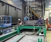 L'usine de Manac à Saint-Georges en Beauce procure du travail à près de 800 personnes. Incapable de trouver des employés qualifiés au Québec, elle embauche à l'étranger.