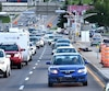 Bloc trafic au saguenay