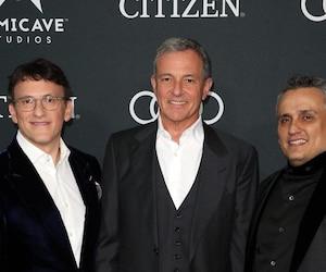 Anthony Russo, Robert Iger et Joe Russo