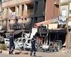 Le 15 janvier 2016, une partie du groupe devait quitter le Burkina Faso pour revenir au pays. Vers 19 h 15, le groupe se trouvait à la terrasse d'un café du centre-ville d'Ouagadougou avant de se rendre à l'aéroport.