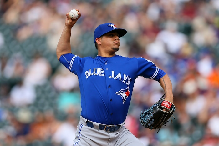 Roberto Osuna manque beaucoup aux Blue Jays.