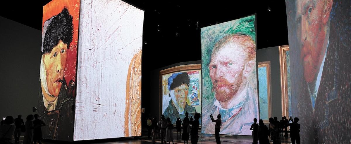 Van Gogh comme vous ne l'avez jamais vu