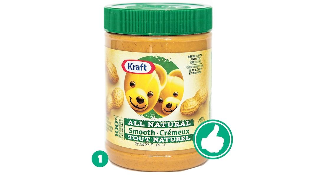 beurre d'arachides au banc d'essai | le journal de montréal