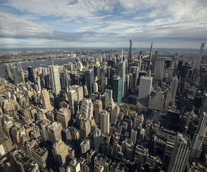 Empire State Building Unveils Renovated 102nd Floor Observatory