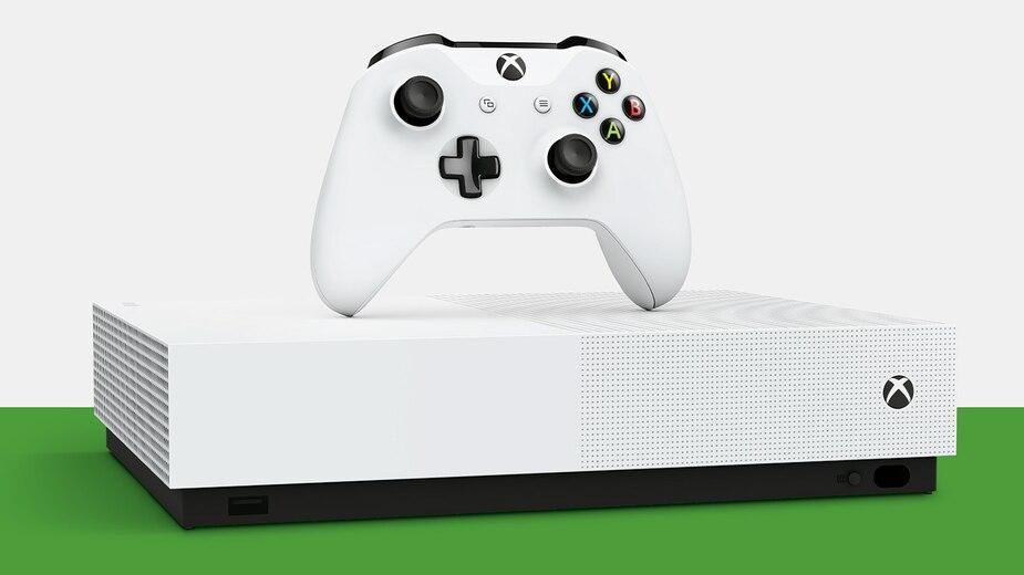 Une Xbox One entièrement numérique en mai