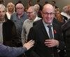 Yves Lévesque, premier et seul maire depuis la fusion du 1er janvier 2002, vient d'annoncer sa démission pour des raisons de santé.