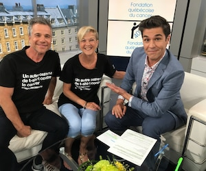 Une campagne coup de poing contre le cancer