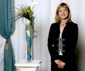 Christiane Vadnais, 55 ans, a été tuée par un pitbull le 8 juin 2016 à Montréal COURTOISIE