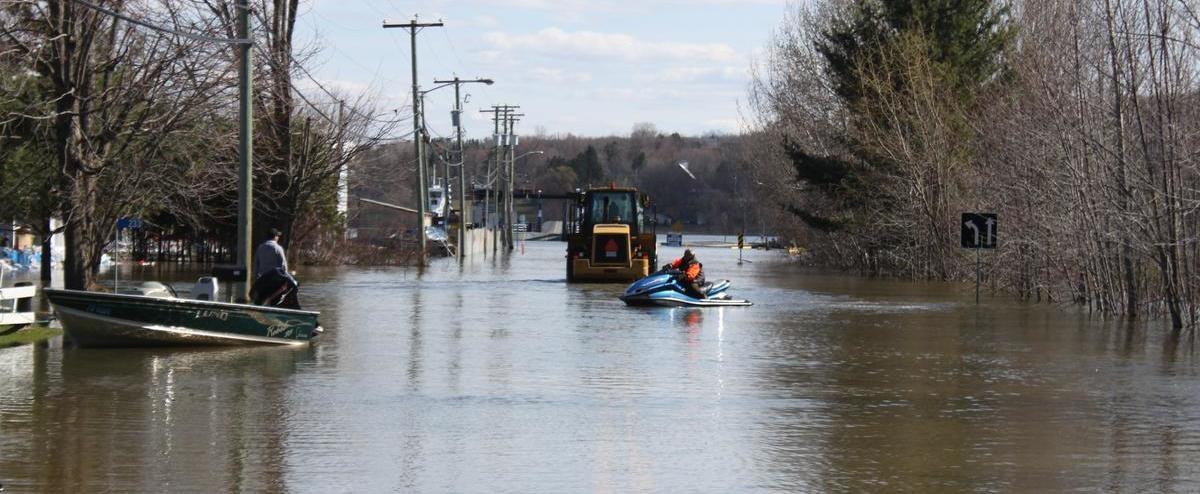 Les inondés ne sont pas au bout de leur peine