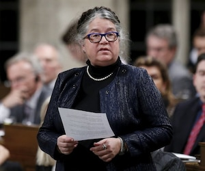 La ministre fédérale du Revenu national, Diane Lebouthillier.