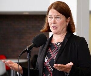 La ministre de la Santé Jane Philpott.