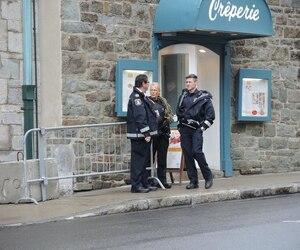 Sécurité G7 - Château Frontenac