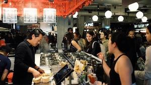 Image principale de l'article Le Central : 18 photos de ce «food court» 2.0