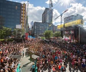 Bloc festivals
