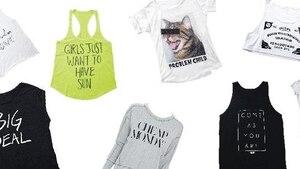 Image principale de l'article T-Shirts: À chacune son camp
