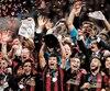 Atlanta United a remporté la Coupe MLS à sa deuxième campagne dans le circuit Garber.