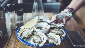 Les huîtres à 1$ tout le mois