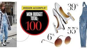 Image principale de l'article Défi budget: un look à moins de 100$