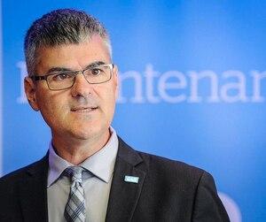 Le député caquiste, Éric Caire.