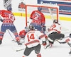 Les Remparts de Quebec vs Phoenix de Sherbrooke