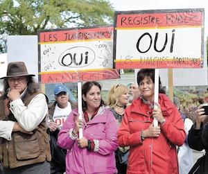 Les tenants d'un registre public des délinquants sexuels maintiennent la pression sur le gouvernement caquiste, bien que ce dernier promet toujours de le réaliser dans un premier mandat.