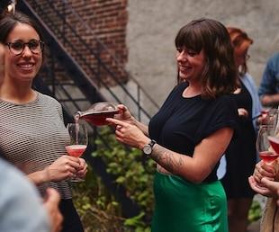 Image principale de l'article Un salon de vin nature où faire des réserves