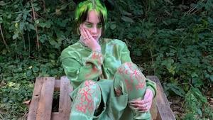 Billie Eilish est méconnaissable en couverture
