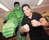 Lou Ferrigno alias Hulk