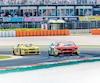 Ander Vilarino (48), Stienes Longin (11) et Alon Day (54) ont animé le peloton de tête en ouverture de saison, samedi au circuit Ricardo Tormo en Espagne.
