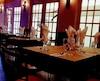 Restaurant La Baie du Dragon aux Galeries de La Baie.