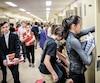 L'école secondaire Cardinal-Roy accueille une majorité d'élèves inscrits dans des programmes de sports-arts-études, dont les coûts pour les parents peuvent s'élever jusqu'à plusieurs milliers de dollars.