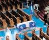 Ces obsèques religieuses révèlent l'homme que fut Bernard Landry.