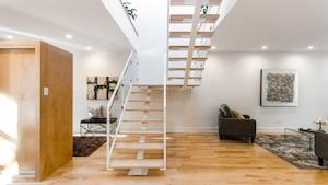 Une maison lumineuse à vendre pour 1 495 000 $