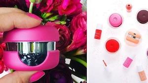 Image principale de l'article Le gadget pour réussir votre manucure: le mini macaron