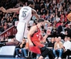 Le match entre les Raptors et les Nets a été une belle vitrine pour le basketball, estime Daniel Grimard, de la Fédération de basketball du Québec.