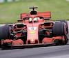 Sebastian Vettel a apprécié le travail effectué par son équipe.