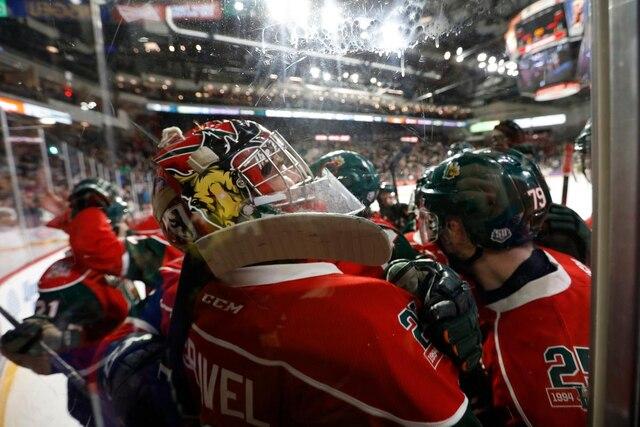Les Remparts de Québec ont subi l'élimination face aux Mooseheads à Halifax en s'inclinant 3-1 dans le septième match de la série.
