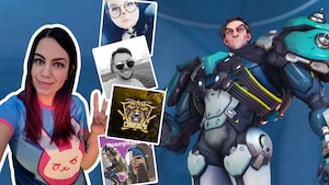 Annieonfire organise un party Overwatch!