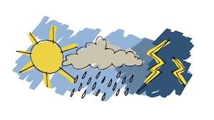Image principale de l'article La météo a-t-elle un impact sur le vote électoral?