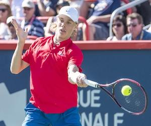Denis Shapovalov s'est gagné une légion d'admirateurs depuis le début de la classique de la Coupe Rogers à Montréal.