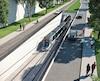 Le projet de réseau de transport collectif structurant, qui comprend de nouvelles voies dédiées pour un tramway électrique, doit être mis en chantier en 2022.