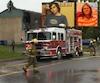Martine Deschamps, 52 ans, ainsi que son fils cadet, Mike Pruneau, 18 ans, ont tous les deux péri dans l'incendie de la résidence familiale de la rue Gilles, à Rivière-du-Loup.