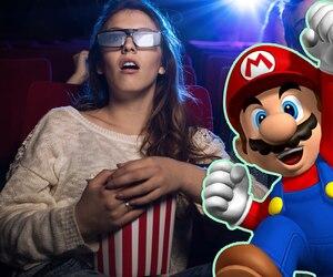 Avec Photoshop, on imagine ici la réaction d'une fan lors de la projection du film. Merci Photoshop.