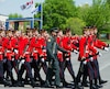 College militaire royal defile