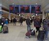 Aéroport Montréal-Trudeau.