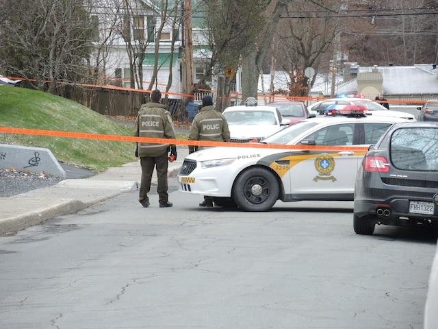 Mort suspecte à Saint-Georges-de-Beauce d'un chauffeur de taxi.