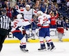 Washington Capitals v Columbus Blue Jackets - Game Three