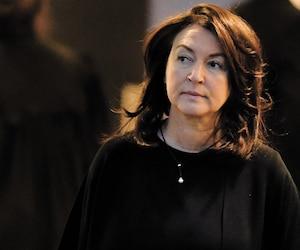 Nathalie Normandeau. Accusée