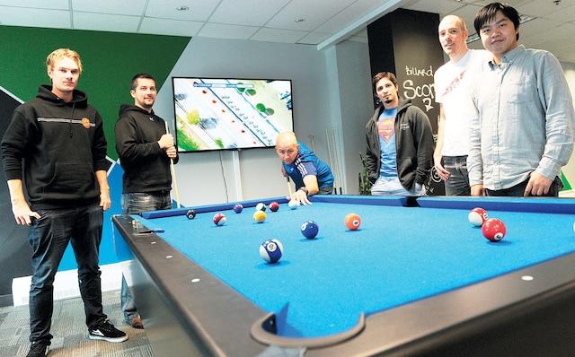 Jonas Axelsson (Suède), Scott Phillips (États-Unis), Stéphane Mehay (France), Felipe Soares Queiroqa (Brésil), Jared Pearson (Australie) et Pan Xu (Chine) ont été recrutés par le bureau de Québec d'Ubisoft