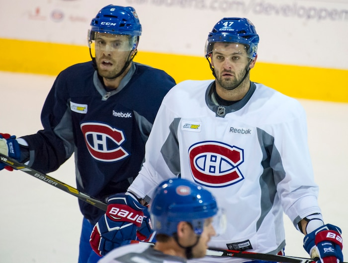 La venue de Shea Weber et d'Alexander Radulov a purifié l'atmosphère dans le vestiaire du Canadien.